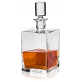 Karafka do whisky KROSNO Handmade Caro (2) 750ml