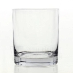 Proste szklanki do whisky, drinków KROSNO Basic Glass 250ml
