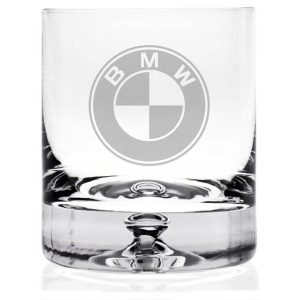 Szklanki do whisky 250ml z grawerem BMW