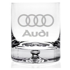 Szklanki do whisky 250ml z grawerem Audi