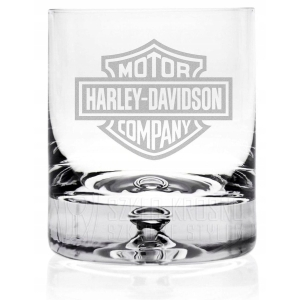 Szklanki do whisky 250ml z grawerem Harley-Davidson